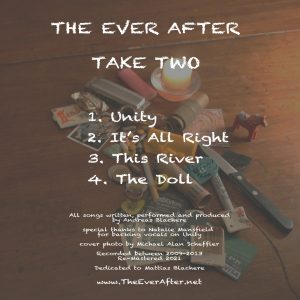 Take Two- Back Cover